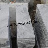 Китайская дешевая естественная пасмурная серая мраморный уникально каменная плитка