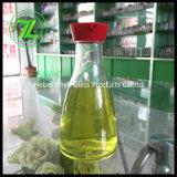 150ml Sojasoßen-Glasflasche mit Loch-Plastikschutzkappe