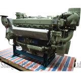Deutz MWM TBD234-V12 Moteur diesel marin de propulsion principal