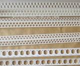 Direkte Fabrik-Export Belüftung-überzogene Eckraupe-Winkel-Raupe-Wand-Eckraupen