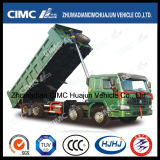 Sales chaud Sinotruck HOWO 8X4 Front Lifting Tipper