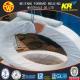 구리 입히는 ISO9001를 가진 황금 브리지 공급자 물속에 잠긴 아크 용접 전선 EL12