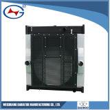 Yfd22A: el agua del radiador de aluminio para motor diésel