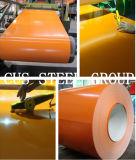 PE/PVDF Farben-überzogenes Aluminium für Baumaterialien
