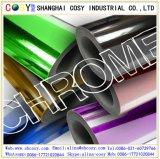 Enveloppe chaude de vinyle de chrome de vente