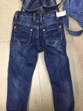 子供のために全面的な普及したデニムのジーンズ