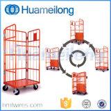 Envase de almacenaje del laminado de acero del metal de la jerarquización del almacén