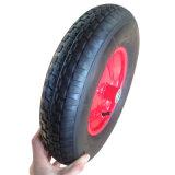 16inch 4.00-8 Pneumatic Rubber Trolley Wheel