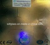 세륨, ISO (3-8mm)를 가진 명확한 Karatachi Patterned Glass