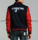 Оптовые дешевые выполненные на заказ кожаный куртки втулки (ELTSJJ-44)