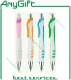 Stylo bille avec la lanière avec la couleur et le logo adaptés aux besoins du client