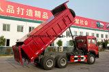 DrijfType van Vrachtwagen van de Stortplaats van de Prins van Sinotruk het Gouden 6X4