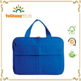 Computer portatile portatile Messenger Bag di One Shoulder Custom 13 Inch Polyester Waterproof per MacBook Pro
