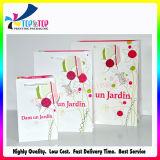 De conception OEM pour sacs-cadeaux cosmétiques Artpaper