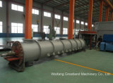 Wärme Disperser System für Paper und Pulp Industry