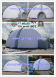 Retângulo insufláveis personalizados Igloo Trade Show Dome Atividade tenda (MIC-404)