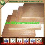 18mm 11 couches de base de peuplier meubles Okoume de contreplaqué d'utilisation
