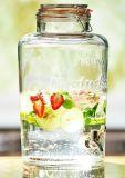 grande partito di vetro della famiglia della bevanda di immagazzinamento in il vaso 8L