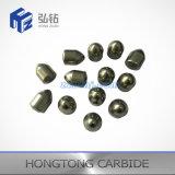 단추 급료 Bk8 Bk20를 위한 시멘트가 발라진 탄화물