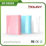5200mAh Tragbare Universal Mobile Power Bank mit Dual USB Ausgang Put (HY-CD628)