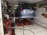 Elevador de tijera hidráulico coche portátil hogar
