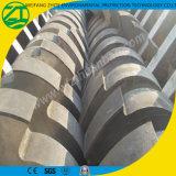 Trituradora de doble eje fábrica de pellets de madera / papel / Libros / Meuble / Mesas y Sillas
