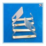 Metallo che timbra le parti per il materiale elettrico del comitato