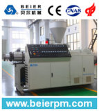 PVC Pipe Plastic Conical Twin Screw ExtruderかExtrusion Machine