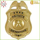 El Águila de alta calidad de la policía de Metal Pin como