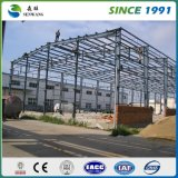 Multistorey панельный дом мастерской пакгауза стальной рамки контейнера
