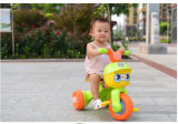음악 옥외 장난감 3 짐수레꾼 자전거 유모차를 가진 세발자전거가 중국에 의하여 농담을 한다