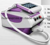 De draagbare Professionele IPL Shr Machine van de Schoonheid van de Verwijdering van het Haar met Vouwbare Vertoning