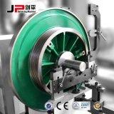 Jp máquina de equilibragem Universal para o rolo de borracha do rolo de flores com certificado CE