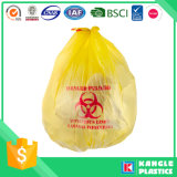Sacs à déchets biohazards en plastique autoclavables en usine
