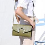 Sacchetti di spalla di cuoio dei sacchetti di frizione delle signore dell'unità di elaborazione di disegno di modo