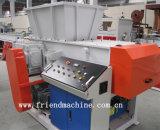 De nieuwe Ontvezelmachine van de Schacht van het Type Plastic Enige (GEWICHT)