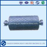 De rubber Met een laag bedekte Rol van de Transportband voor de Machine van de Transportband van de Riem