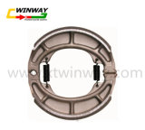 Ww-5137 Bajaj, 25*125mm, freno del pattino del motociclo dell'Non-Amianto