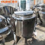 Réservoir émulsionnant sanitaire pour des marchandises