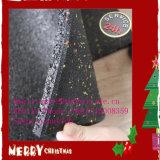 Blockierenkrume-Gummifußboden-Fliese/Gymnastik-Gummifußboden-Matte