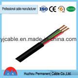 Câble plat standard de l'Australie TPS 3*Câble plat de 2,5 mm TPS 2x2.5mm + terre, plat TPS, câble de câblage de l'Australie