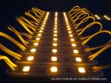 Módulos impermeáveis de piscamento do diodo emissor de luz de SMD5054 3LEDs