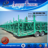 Dell'automobile di trasporto rimorchio resistente semi, rimorchio caldo del camion di vendita