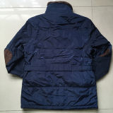 良質の人の綿のコートのための方法ジャケット