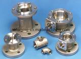 Ss304 Válvula Parte Silica Sol Processo Aço inoxidável Investimento Casting