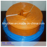 El PVC Layflat la manguera de descarga de agua o de retrolavado