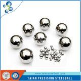Sfera approvata dell'acciaio inossidabile AISI304/306 dello SGS