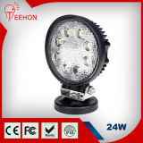 Installation facile 4.5 Inch LED Light 24W Offroad LED Work Light