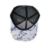 昇進の安い刺繍されたロゴの灰色のデジタルによって印刷される急な回復の帽子および帽子