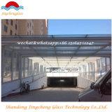стекло здания 4mm~12mm усиленное жарой прокатанное Tempered